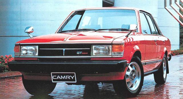 画像4: 【日本の自動車年鑑】 第158回 トヨタ「セリカカムリ」(1981年)