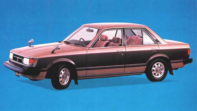 画像3: 【日本の自動車年鑑】 第158回 トヨタ「セリカカムリ」(1981年)