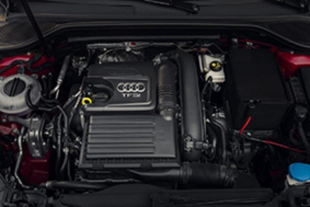 画像: シリンダーオンデマンド付きの150ps1.4TFSI。搭載されるエンジンラインナップは豊富で、ガソリンは1Lから2Lまでの4種類、ディーゼルは1.6Lと2ℓLの3種類が用意される。