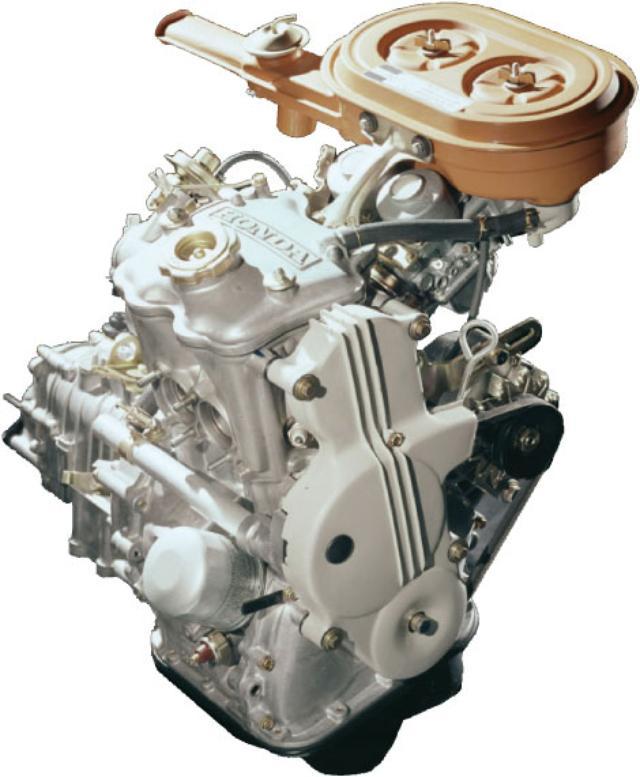 画像: 【名車×エンジンクイズ!昭和編 vol.26】HONDA SAに搭載されたエンジンの名前は?