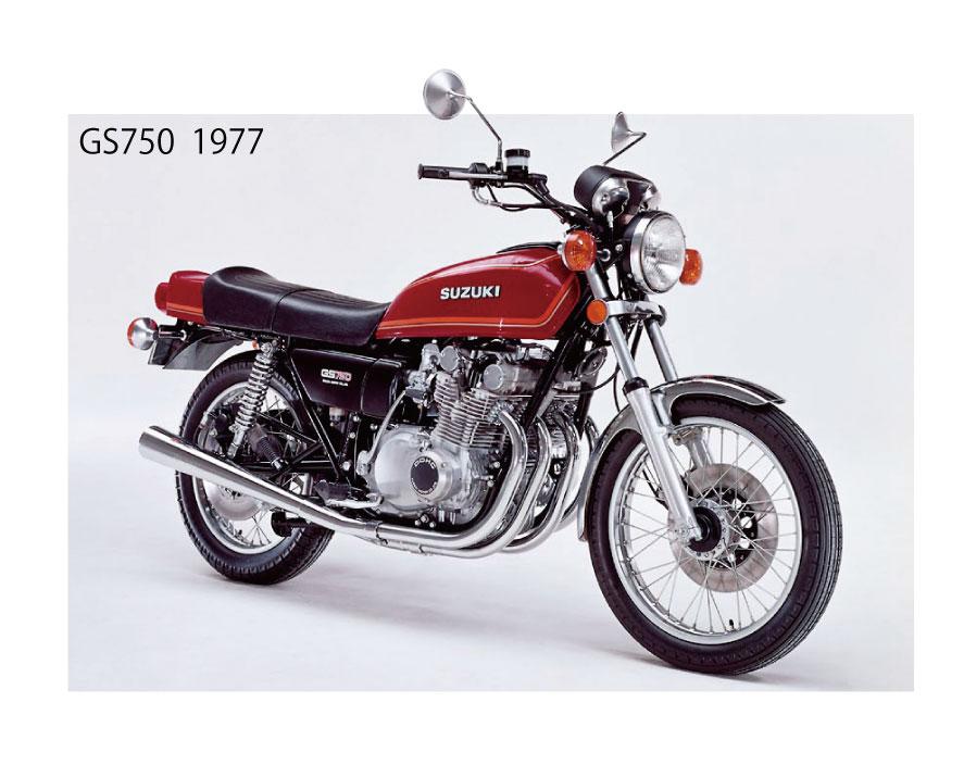 画像: レースで高性能を実証したSUZUKI GSシリーズの軌跡 vol.1 - LAWRENCE - Motorcycle x Cars + α = Your Life.
