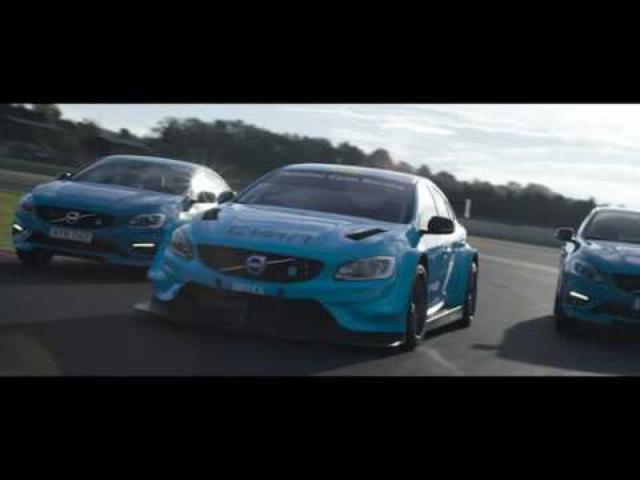 画像: 188865 Volvo S60 and V60 Polestar www.youtube.com