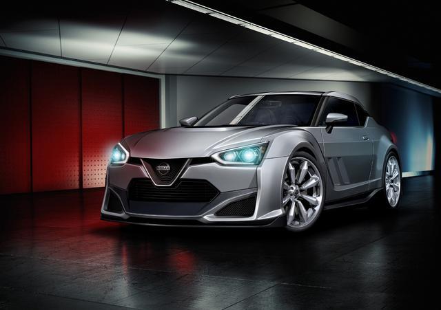 画像: 2013年の東京モーターショーに出品された「iDx」をベースに制作した予想CGです。