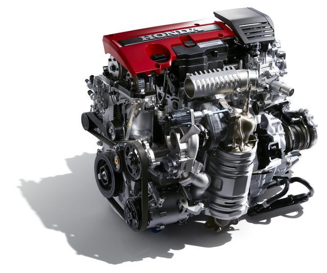 画像: エンジンは310psから一挙にプラス30ps。2ℓで340psはもちろんクラス最強レベルです。