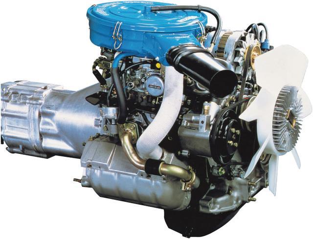 画像: 【名車×エンジンクイズ!昭和編 vol.30】MAZDA S124A に搭載されたエンジンの名前は?