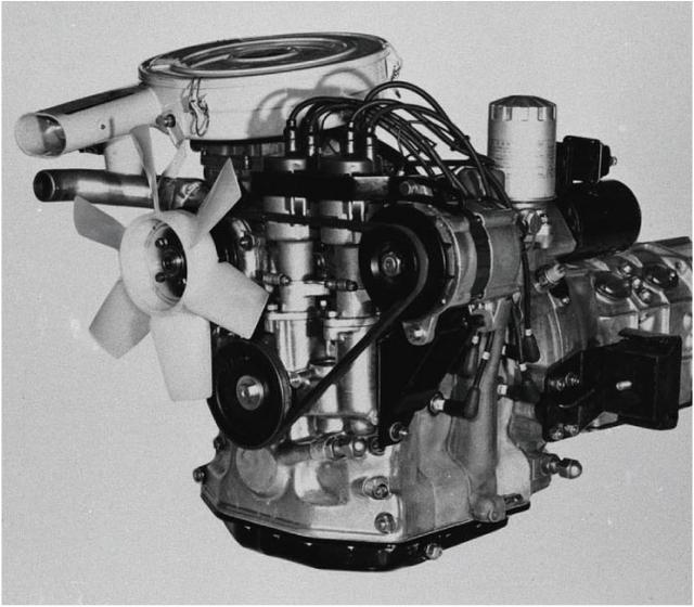 画像: 【名車×エンジンクイズ!昭和編 vol.21】MAZDA L20Bに搭載されたエンジンの名前は?