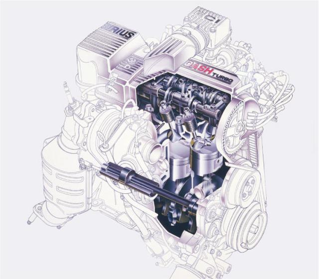 画像: 【名車×エンジンクイズ!昭和編 vol.32】MITSUBISHI RFに搭載されたエンジンの名前は?