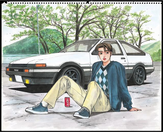 画像: クルマ好きのマスターピース【頭文字D】徹底解説!~始まり~ - LAWRENCE - Motorcycle x Cars + α = Your Life.