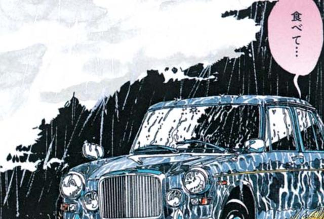 画像5: 晴れたら?俺のオープンカーでドライブしよう。 雨が降ったら?そのときは・・・
