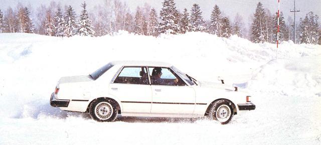 画像1: 【日本の自動車年鑑】 165回 トヨタ「クレスタ」(1981年)