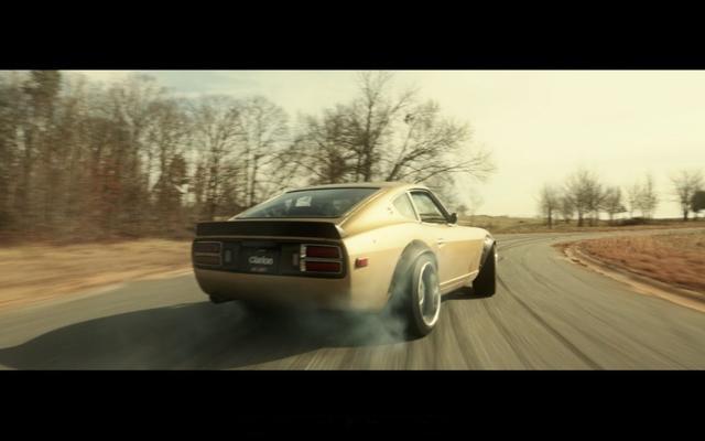 画像: Dream Like a Champion: Chris Forsberg Drifts a Rare Skyline Powered Nissan 280Z youtu.be