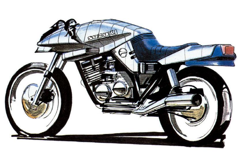 画像: 絶版車オブザイヤー1999・2000・2004年 総合1位:SUZUKI GSX1100S KATANA[SZ] - LAWRENCE - Motorcycle x Cars + α = Your Life.