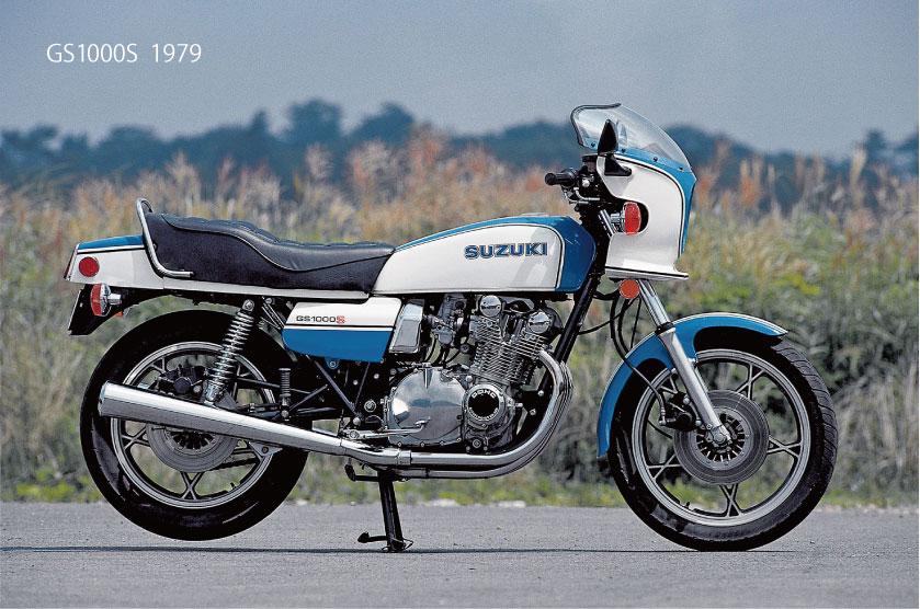 画像: レースで高性能を実証したSUZUKI GSシリーズの軌跡 vol.4 - LAWRENCE - Motorcycle x Cars + α = Your Life.