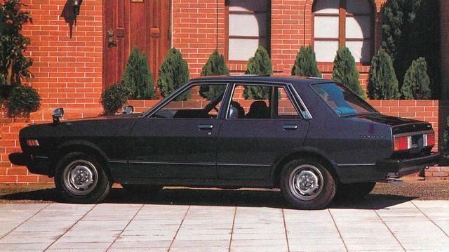 画像1: 【日本の自動車年鑑】 第172回 日産「スタンザシリーズ」(1981年)