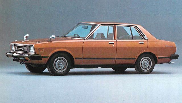 画像2: 【日本の自動車年鑑】 第172回 日産「スタンザシリーズ」(1981年)