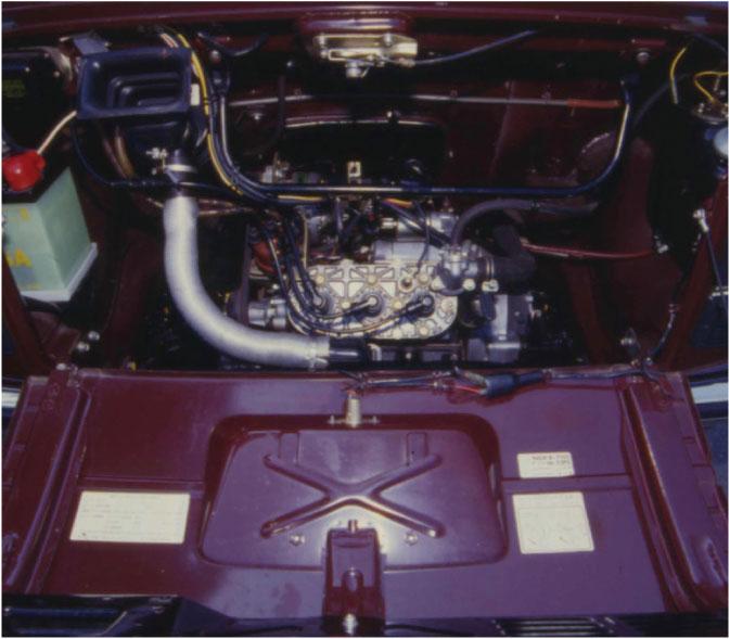 画像: 【名車×エンジンクイズ!昭和編 vol.42】SUZUKI LC10Wに搭載されたエンジンの名前は?