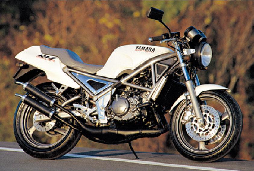 画像: R1-Z[3XC1](月間オートバイ©モーターマガジン社) www.motormagazine.co.jp