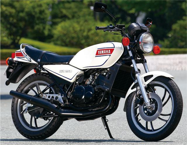画像: 絶版車・オブ・ザ・イヤー2005年 250㏄クラス1位 1979-1990 126~250㏄クラス総合1位: YAMAHA RZ250[4L3] - LAWRENCE - Motorcycle x Cars + α = Your Life.