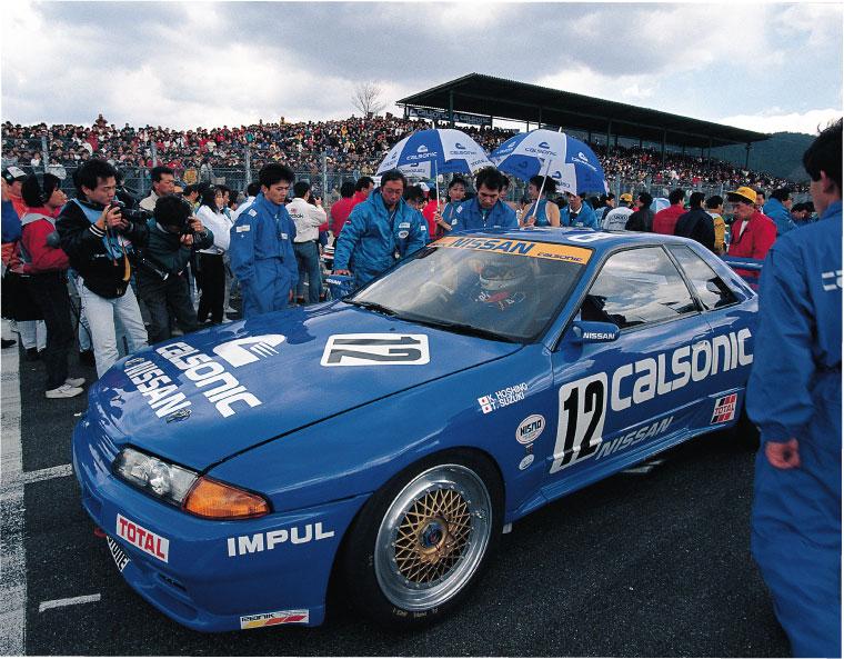 画像: 【全日本Gr.Aレース】Legend of Win!GT-R常勝伝説【1990】 - LAWRENCE - Motorcycle x Cars + α = Your Life.