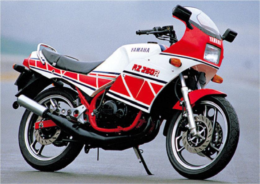 画像: RZ250RR[51L](月間オートバイ©モーターマガジン社) www.motormagazine.co.jp