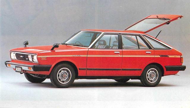 画像1: 【日本の自動車年鑑】 第173回 日産「オースターシリーズ」(1981年)