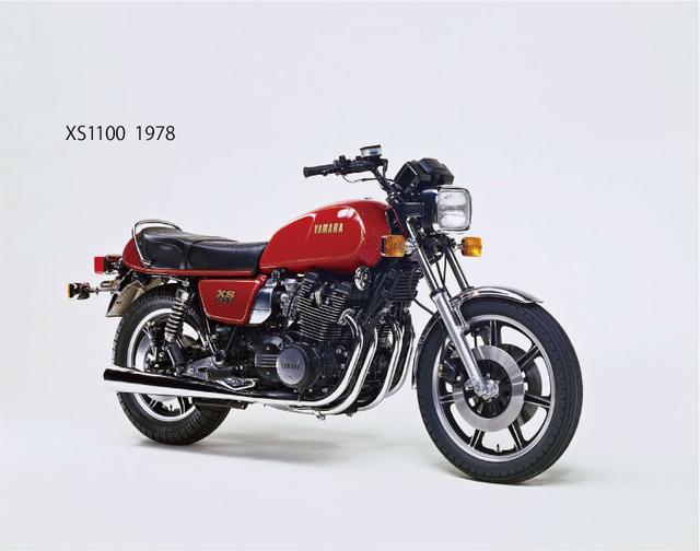 画像: 最大排気量の並列4気筒、空冷V2、水冷V4を搭載したYAMAHAの軌跡vol.1 - LAWRENCE - Motorcycle x Cars + α = Your Life.
