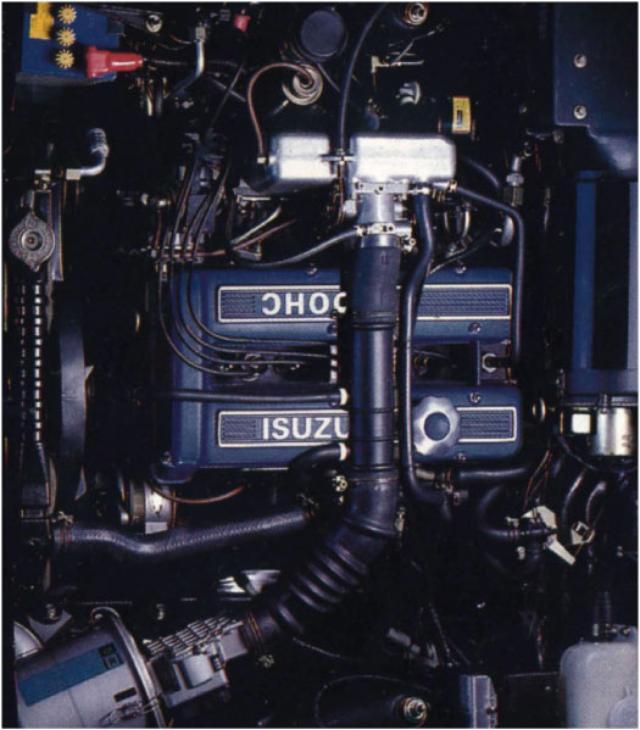 画像: 【名車×エンジンクイズ!昭和編 vol.45】ISUZU PF60に搭載されたエンジンの名前は?