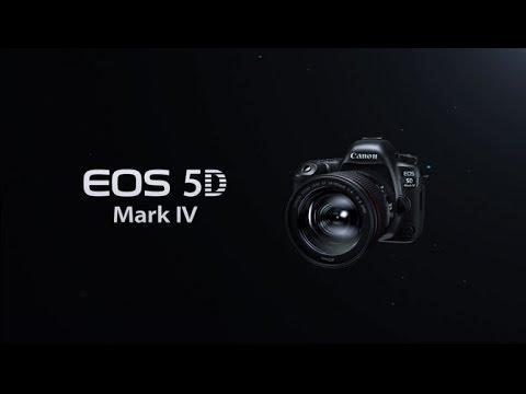 画像: EOS 5D Mark Ⅳ 特長紹介【キヤノン公式】 youtu.be