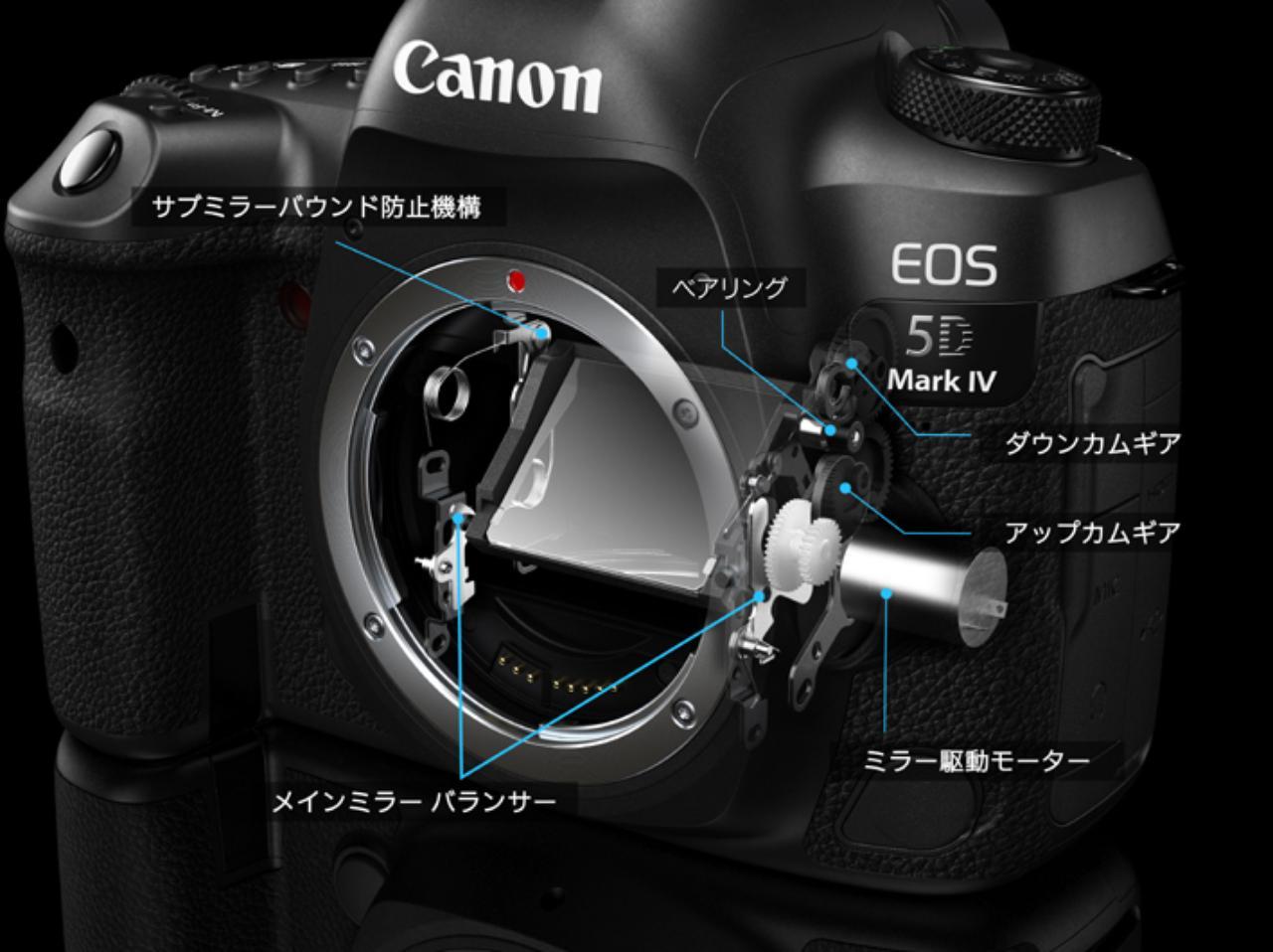 画像: 有効画素数約3040万画素でありながら、シャッターユニットを新規開発して約7コマ/秒の高速連続撮影を可能にし、さらにミラーショックの低減も両立させている。