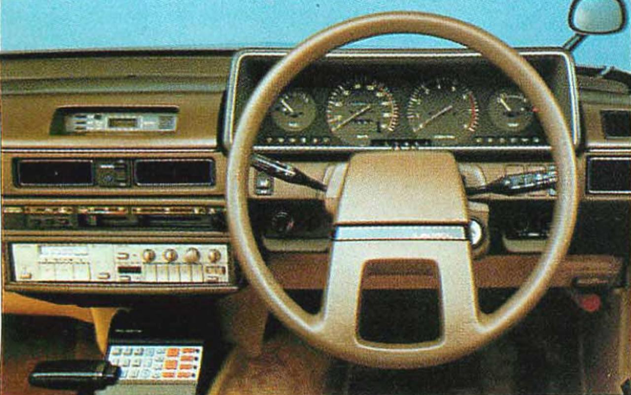 画像3: 【日本の自動車年鑑】 第177回 日産「ローレル」(1981年)