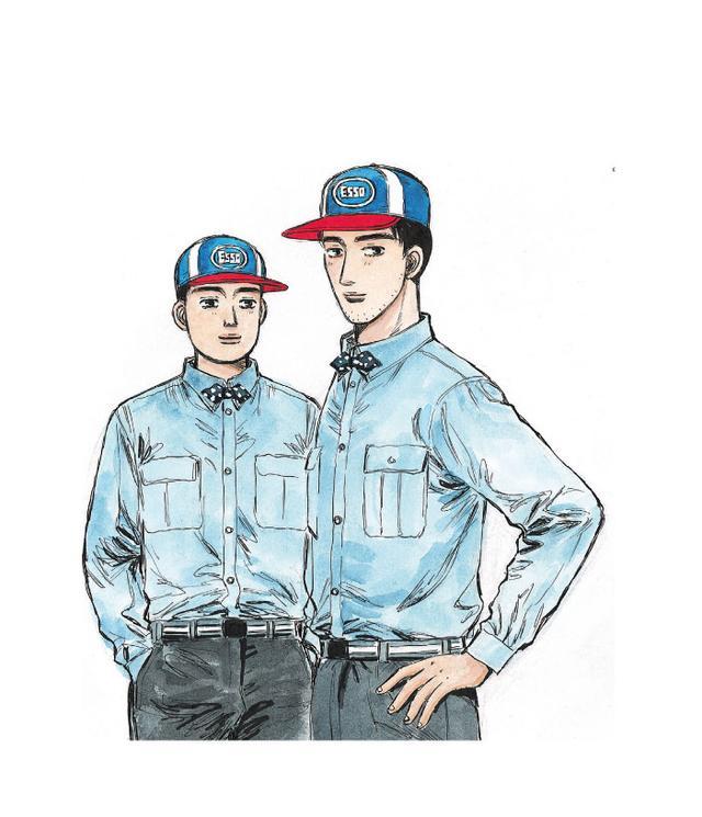 画像6: (頭文字Dファンブック©しげの秀一©講談社©モーターマガジン社) www.motormagazine.co.jp