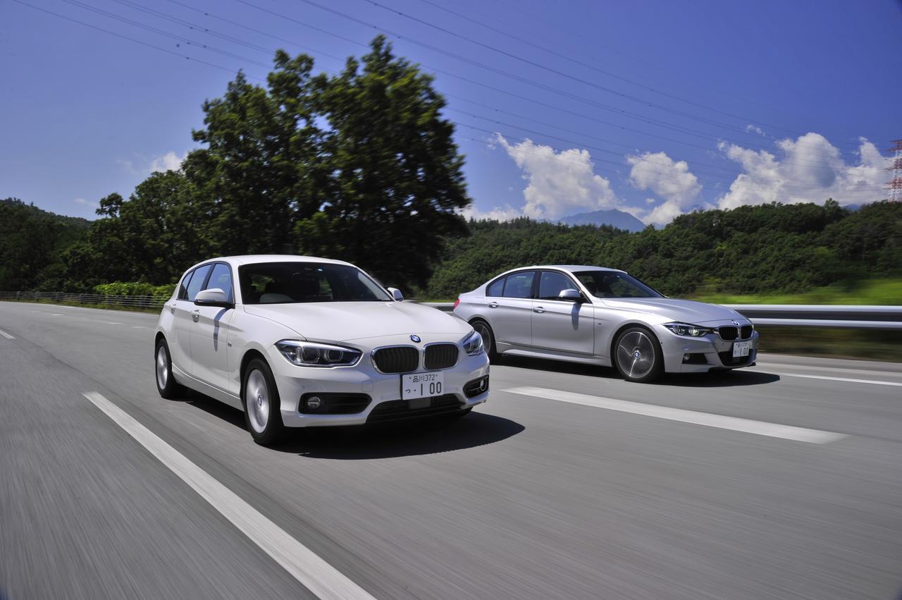画像: BMW118d/320d 国内試乗