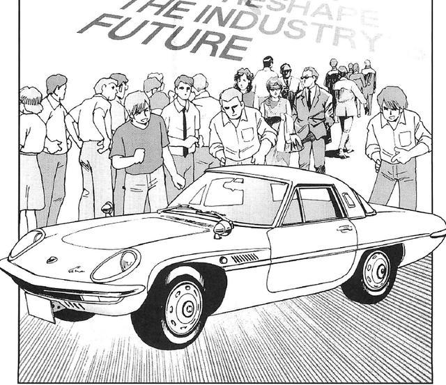 画像: 【夢を継ぐもの~ロータリーエンジン開発物語】 歴史を作った車:コスモスポーツ - LAWRENCE - Motorcycle x Cars + α = Your Life.
