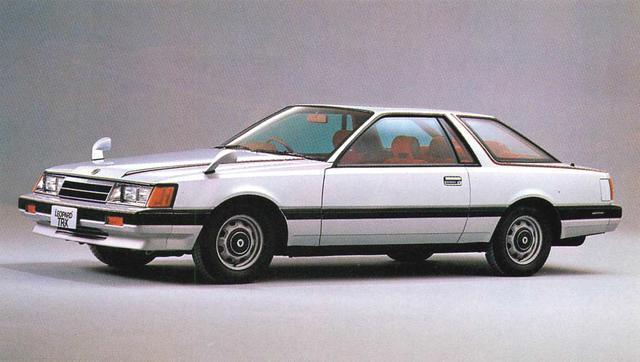 画像2: 【日本の自動車年鑑】 第180回 日産「レパード/TRX」(1981年)