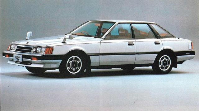 画像4: 【日本の自動車年鑑】 第180回 日産「レパード/TRX」(1981年)