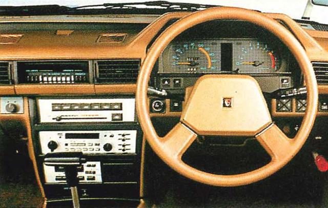 画像1: 【日本の自動車年鑑】 第180回 日産「レパード/TRX」(1981年)