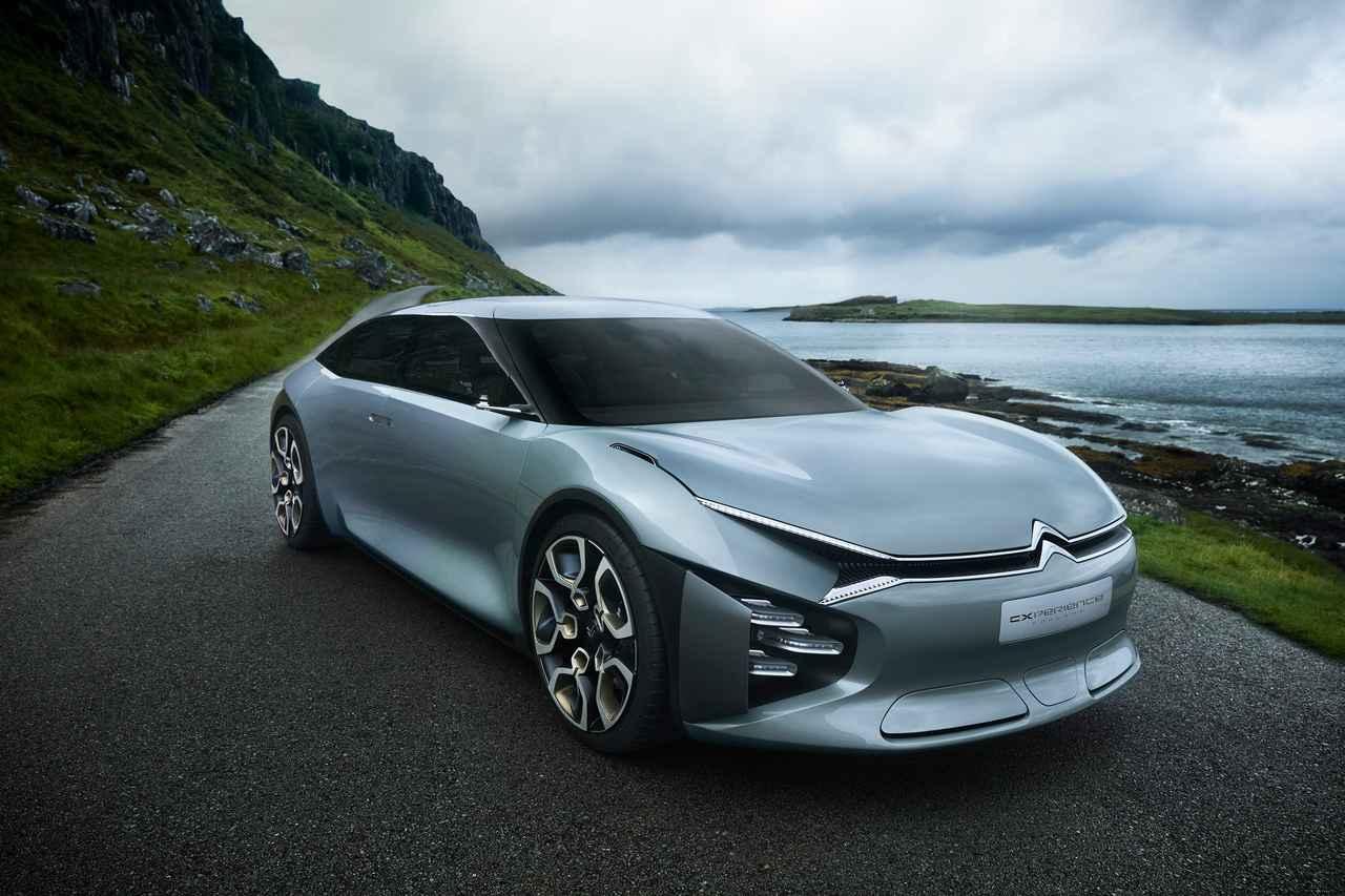 画像: Citroën CXPERIENCE Concept: overturning established codes! www.youtube.com
