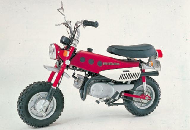 画像: 【日本のオートバイの歴史を振り返ろう!】 小型レジャーバイクブームに登場した希少車「SUZUKI ホッパー50」! - LAWRENCE - Motorcycle x Cars + α = Your Life.