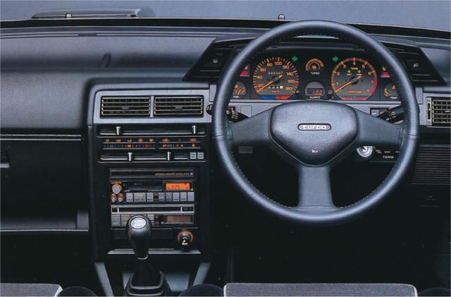 画像2: 【80'sボーイズレーサー×内装クイズvol.7】 TOYOTA AE86のInstrument panelを当ててみよう。