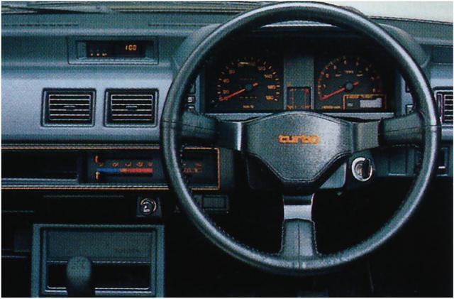 画像3: 【80'sボーイズレーサー×内装クイズvol.7】 TOYOTA AE86のInstrument panelを当ててみよう。