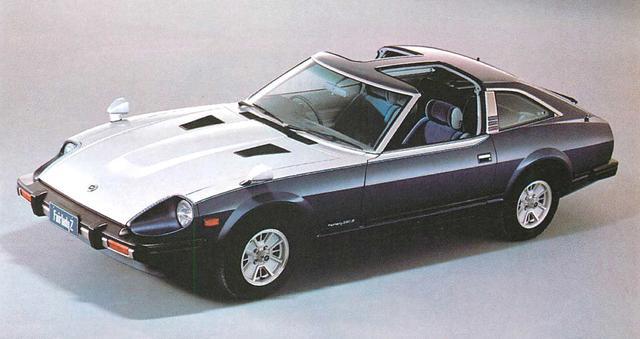 画像: 280Z-TTバールーフ www.motormagazine.co.jp