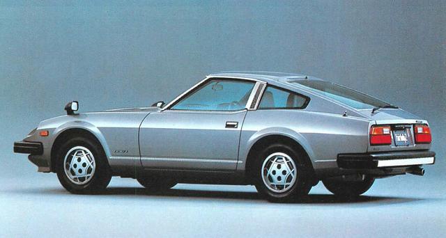 画像3: 【日本の自動車年鑑】 第181回 日産「フェアレディZ」(1981年)