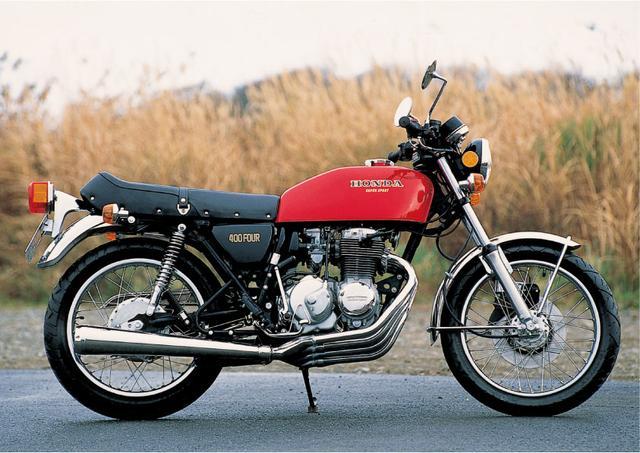 画像: HONDAが誇るスポーツバイク【CB】の歴史vol.2 CB400FOUR - LAWRENCE - Motorcycle x Cars + α = Your Life.
