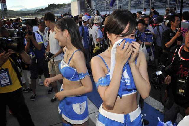 画像12: 【スーパーGT真夏の3連戦(2)】Rd05富士スピードウェイ