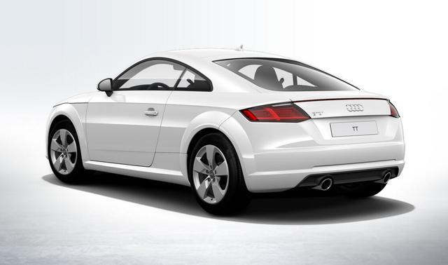 画像: Audi TT www.audi.co.jp