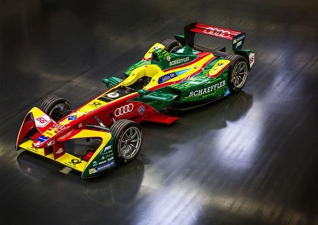 画像: 電気自動車により世界初のレース