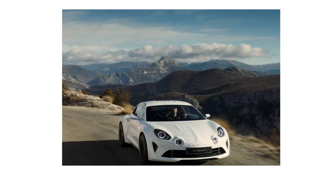 画像: Alpine Vision - ALPINE IS BACK! // Alpine Vision - Alpine est de retour ! www.youtube.com