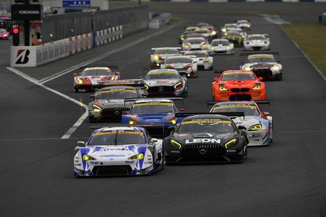 画像1: 【GT300はどうよ?(1)】スーパーGT選手権 Rd01,02