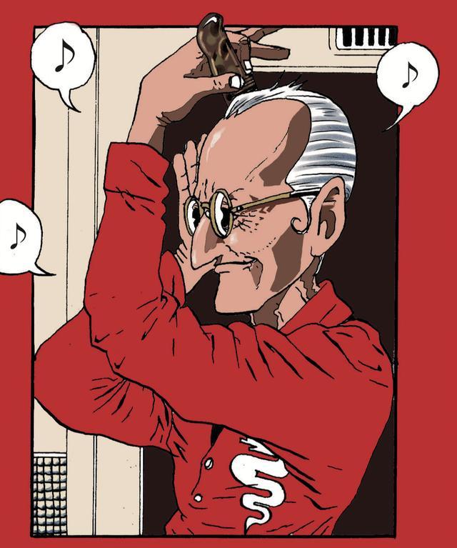 画像: 老人になってもカッコよくビシッと決めていきたいですよね。