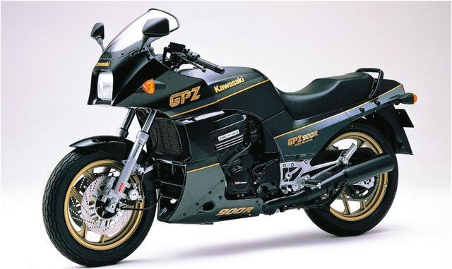 画像: 【1984 ~ 2003】GPZ900R:ニンジャの歩んだ19年 vol.4 - LAWRENCE - Motorcycle x Cars + α = Your Life.